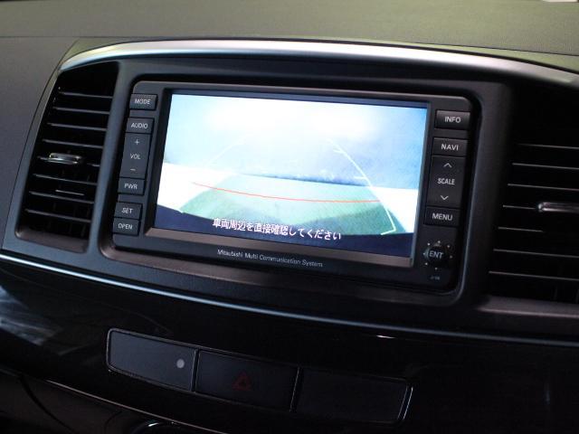 GSRエボリューションX 後期モデル HDDナビTV(14枚目)