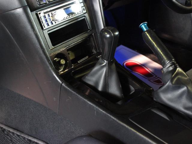 25GTターボ HKSマフラー ドゥオール車高調 HID(13枚目)