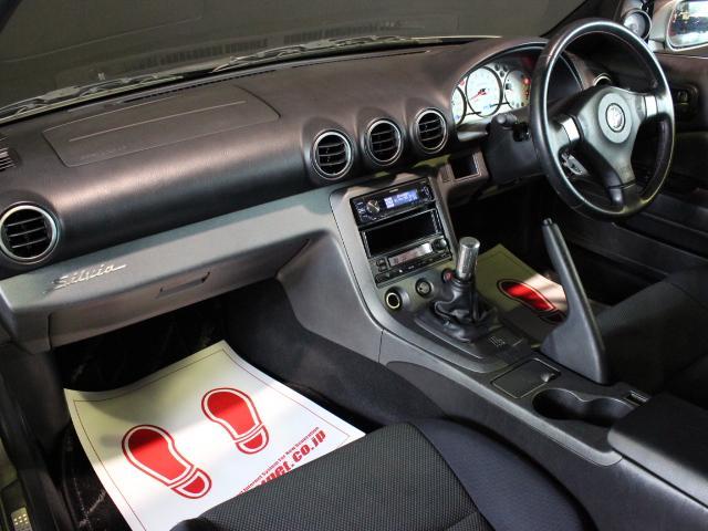 スペックRエアロ GPスポーツマフラー 社外車高調 ETC(12枚目)