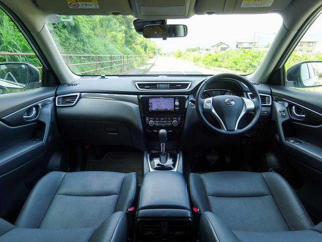 20Xエマブレ4WD社外ナビ地TV黒セルクロス安全ブレーキ(3枚目)