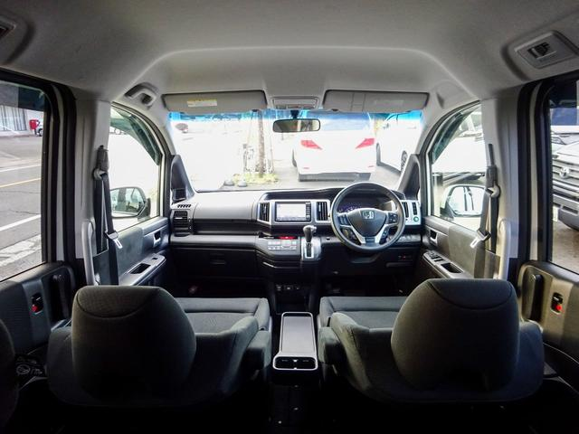 Z インターナビセレクション 後期・1オーナー・フルエアロ・WORKアルミ・ローダウン・両側パワスラ・HDDナビ・地デジTV・DVD再生・走行中可・Bカメラ・ETC・パドルシフト・走行1万キロ・7人乗・HID・アイドリングストップ(31枚目)