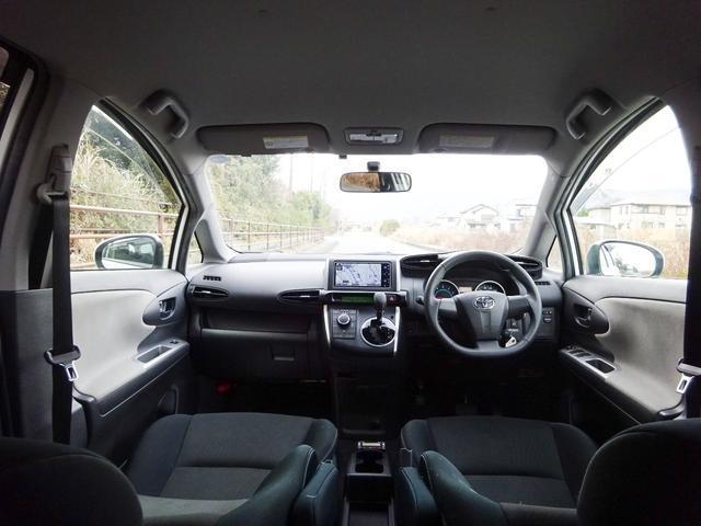 1.8S アドミレーションフルエアロ・WEDS17インチAW・モデリスタダウンサス・HID・HDDナビ・Bluetooth音楽・ETC・パドルシフト・SPORTモード・7人乗り・カスタムカー(3枚目)