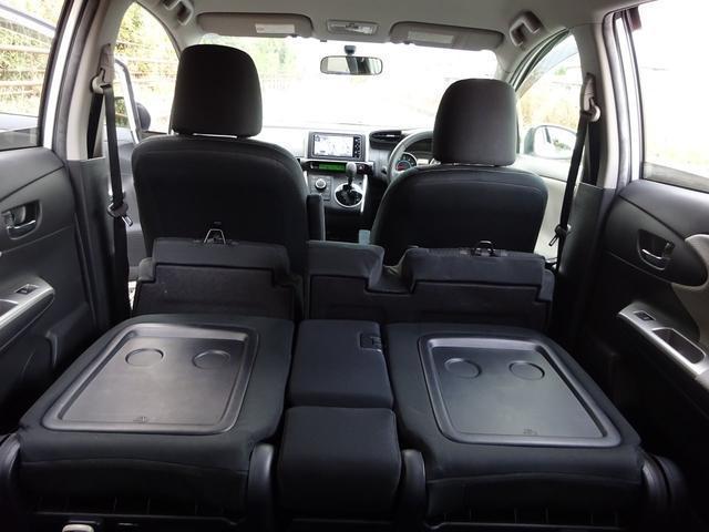 1.8S アドミレーションフルエアロ・WEDS17インチAW・モデリスタダウンサス・HID・HDDナビ・Bluetooth音楽・ETC・パドルシフト・SPORTモード・7人乗り・カスタムカー(31枚目)