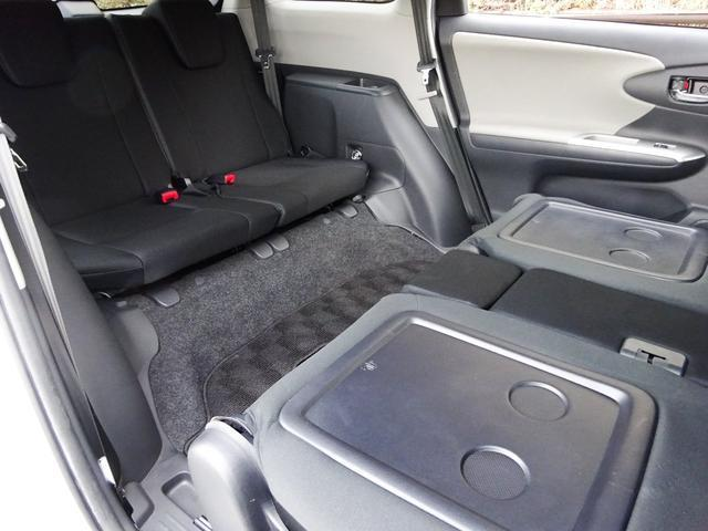 1.8S アドミレーションフルエアロ・WEDS17インチAW・モデリスタダウンサス・HID・HDDナビ・Bluetooth音楽・ETC・パドルシフト・SPORTモード・7人乗り・カスタムカー(32枚目)