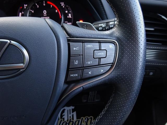 LS500 Fスポーツ サンルーフ・本革・モデリスタフルエアロ・LED3眼ヘッド・シーケンシャルウィンカー・安全装備・ナビTV・BT音楽・Bカメラ/アラビュー・マークレビンソン・2.0ETC・USB・ヘッドアップディスプレイ(43枚目)
