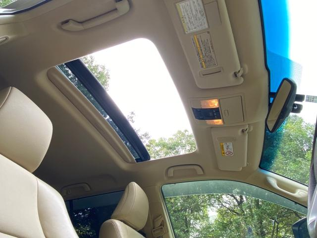 TX Lパッケージ ディーゼル・4WD・サンルーフ・本革・モデリスタエアロ・7人乗り・寒冷地仕様・ユーザー買取・1オーナ・ナビTV・走行中可・BT音楽・B/F/Sカメラ・2.0ETC・3列目電動格納シート・コーナーセンサ(10枚目)