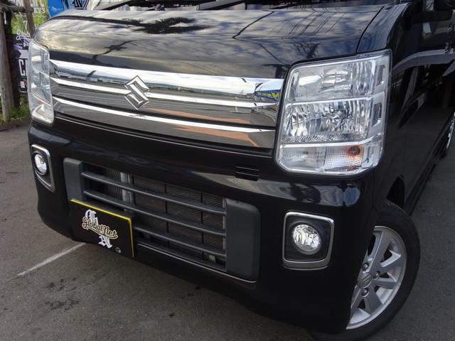 PZターボスペシャル ユーザー買取・ターボ・両側パワースライドドア・エアロ・電動オートステップ・衝突安全防止・突発進抑制装置・SDナビ・地デジTV・DVD再生・走行中可能・ETC・ステアリングスイッチ・HID・純正ブラック(2枚目)