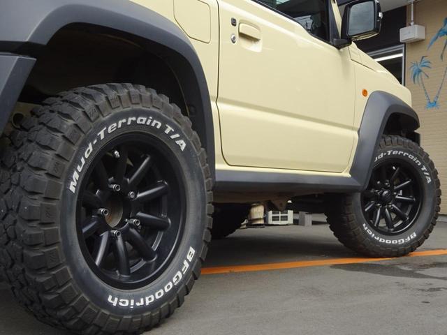 JC 1オーナー・MT車・4WD・リフトアップ・BFホワイトレタータイヤ・2トーンカラー・ルーフキャリア・LEDライト・安全装備・SDナビ・TV・BT音楽・ETC・シートヒータ・USB・LEDヘッド/フォグ(27枚目)