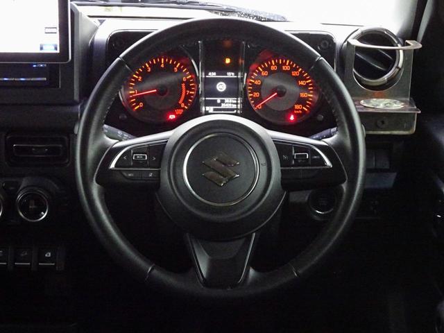 JC 1オーナー・MT車・4WD・リフトアップ・BFホワイトレタータイヤ・2トーンカラー・ルーフキャリア・LEDライト・安全装備・SDナビ・TV・BT音楽・ETC・シートヒータ・USB・LEDヘッド/フォグ(39枚目)