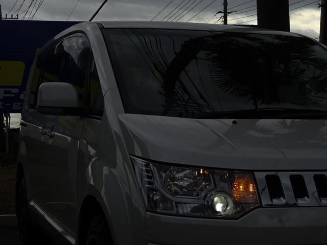 G パワーパッケージ 新品レクセル16AW・BFグッドリッチホワイトレタータイヤ・両パワスラ・アイドリングSTOP・メモリーナビ・地デジTV・バックカメラ・ETC・クルコン・パドルシフト・7人乗り・キャプテンシート・HID(19枚目)