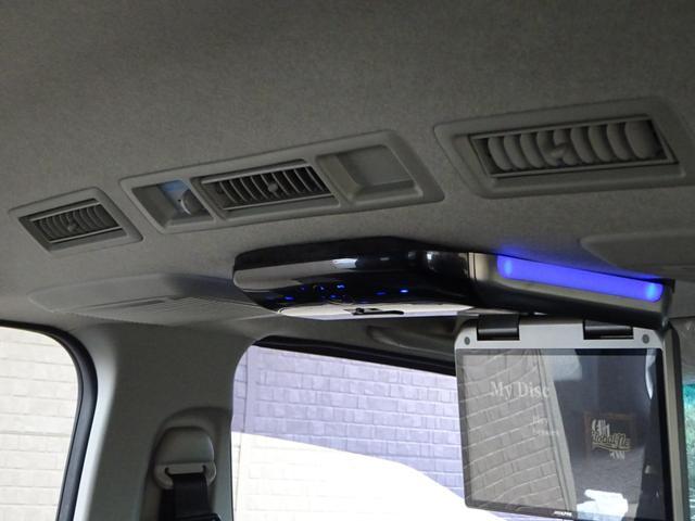 ロングスーパーGL 後期・フルエアロ・20インチAW・ローダウン・両側スライド・社外LEDテール・カロッツェリアナビ・地デジTV・BT音楽・走行中可能・フリップダウンモニタ・Bカメ・ETC・コンビH・黒革調・ベットキット(32枚目)