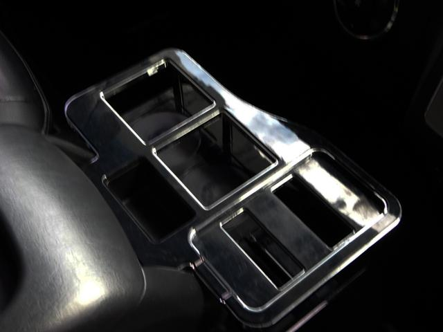 ロングスーパーGL 後期・フルエアロ・20インチAW・ローダウン・両側スライド・社外LEDテール・カロッツェリアナビ・地デジTV・BT音楽・走行中可能・フリップダウンモニタ・Bカメ・ETC・コンビH・黒革調・ベットキット(43枚目)
