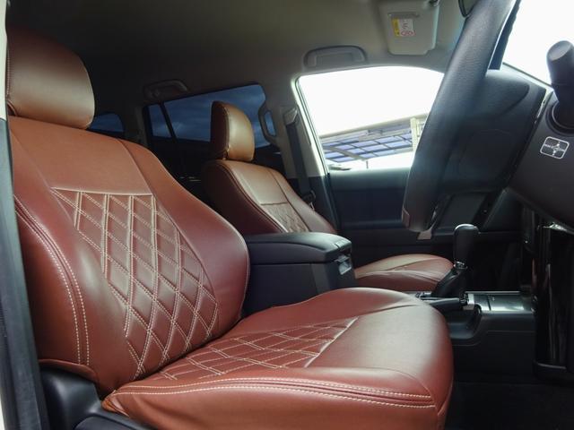 TX 4WD・リフトアップ・FUEL17AW・ミッキートンプソンホワイトレターT・OPルーフレール・マッドブラックグリル・LED・革調シート・ナビ・地デジTV・バックカメラ・ETC・トノカバー・走行2万キロ(16枚目)