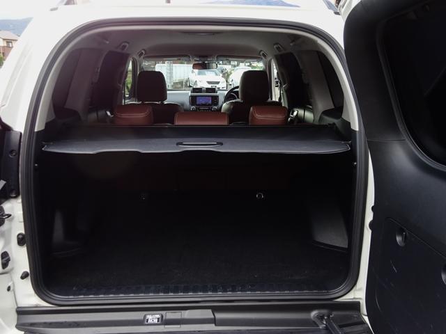 TX 4WD・リフトアップ・FUEL17AW・ミッキートンプソンホワイトレターT・OPルーフレール・マッドブラックグリル・LED・革調シート・ナビ・地デジTV・バックカメラ・ETC・トノカバー・走行2万キロ(17枚目)