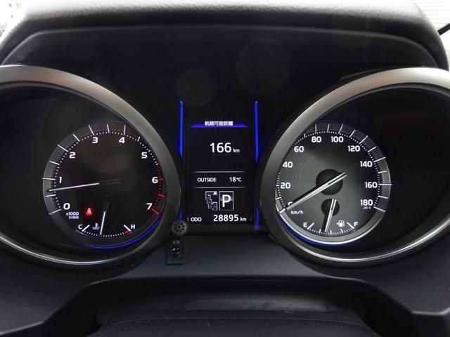 TX 4WD・リフトアップ・FUEL17AW・ミッキートンプソンホワイトレターT・OPルーフレール・マッドブラックグリル・LED・革調シート・ナビ・地デジTV・バックカメラ・ETC・トノカバー・走行2万キロ(30枚目)