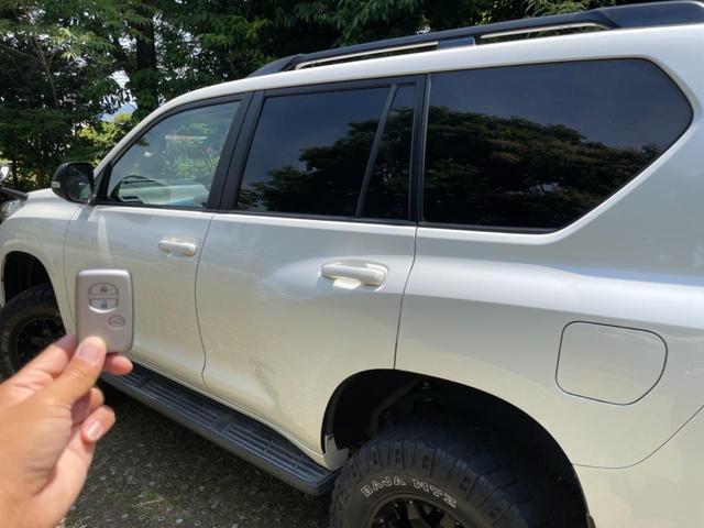 TX 4WD・リフトアップ・FUEL17AW・ミッキートンプソンホワイトレターT・OPルーフレール・マッドブラックグリル・LED・革調シート・ナビ・地デジTV・バックカメラ・ETC・トノカバー・走行2万キロ(37枚目)