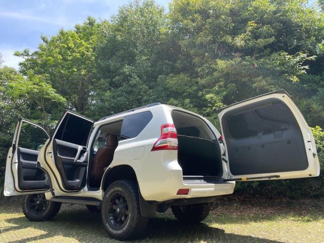 TX 4WD・リフトアップ・FUEL17AW・ミッキートンプソンホワイトレターT・OPルーフレール・マッドブラックグリル・LED・革調シート・ナビ・地デジTV・バックカメラ・ETC・トノカバー・走行2万キロ(39枚目)