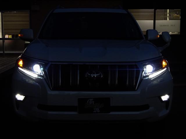 TX Lパッケージ 後期・7人乗り・4WD・黒本革・サンルーフ・LEDヘッド・Tコネクトナビ・TV・BT音楽・Bカメラ・ETC・安全装備・前後コーナーセンサー・電度3列目シート・シートヒーター/クーラー・走行中視聴可能(19枚目)