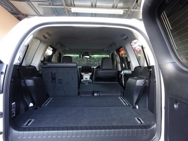 TX Lパッケージ 後期・7人乗り・4WD・黒本革・サンルーフ・LEDヘッド・Tコネクトナビ・TV・BT音楽・Bカメラ・ETC・安全装備・前後コーナーセンサー・電度3列目シート・シートヒーター/クーラー・走行中視聴可能(41枚目)