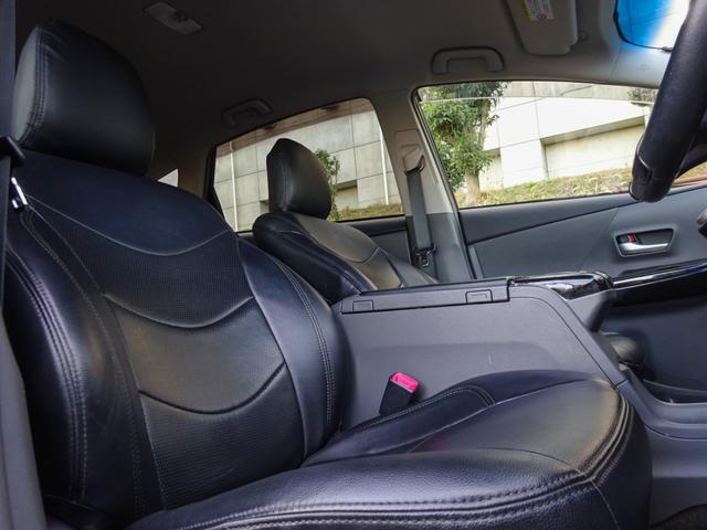 Sツーリングセレクション 1オーナー車・モデリスタフルエアロ・ヴェネルディ18AW・ローダウン・LEDヘッド・LEDテール・ヘッドライトウォッシャー・HDDナビ・地デジTV・Bカメラ・ETC・黒革調・ハイブリット・純正ブラック(15枚目)