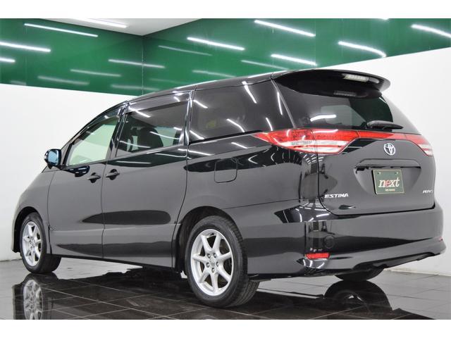 トヨタ エスティマ 2.4アエラス Gエディション HDDナビ 両側電動スライド