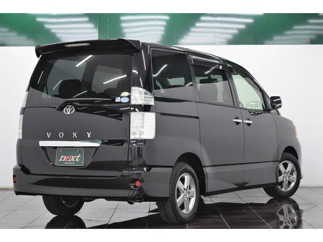 トヨタ ヴォクシー Z 煌 HDDナビ 後席モニタ 両側電動スライドドア
