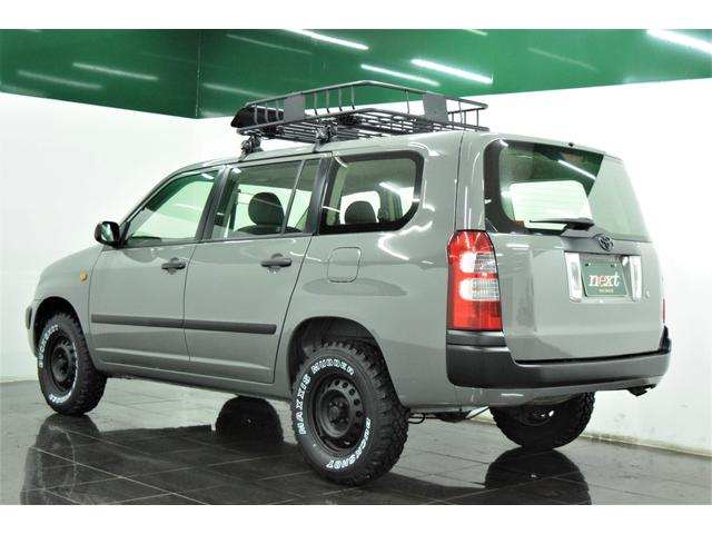 UL 4WD リフトアップ ブラックアウトホイール マッドタイヤ ルーフキャリア ルーフラック ナビ 地デジTV アウトドア カスタム(5枚目)