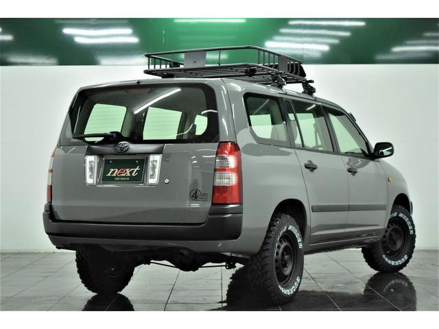 UL 4WD リフトアップ ブラックアウトホイール マッドタイヤ ルーフキャリア ルーフラック ナビ 地デジTV アウトドア カスタム(19枚目)