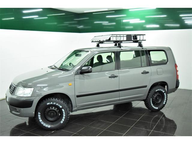 UL 4WD リフトアップ ブラックアウトホイール マッドタイヤ ルーフキャリア ルーフラック ナビ 地デジTV アウトドア カスタム(20枚目)