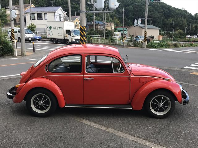 「フォルクスワーゲン」「ビートル」「クーペ」「神奈川県」の中古車5