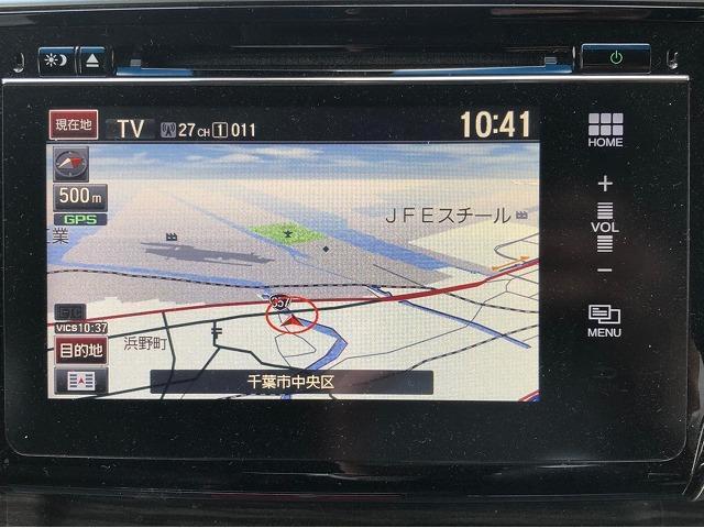 アブソルート・EX メーカーナビ フルセグ対応 バックモニタ(9枚目)