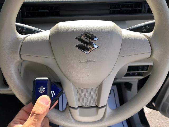 FX 衝突被害軽減ブレーキ/車線逸脱防止支援システム/EBD付ABS/横滑り防止装置/アイドリングストップ/エアバッグ 運転席/エアバッグ 助手席/パワーウインドウ/エンジンスタートボタン 禁煙車(9枚目)