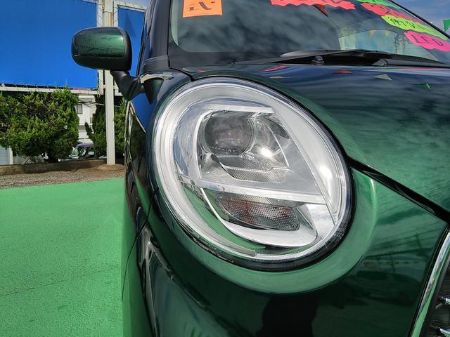 ダイハツ キャスト スタイルG SAIII 衝突防止 LEDライト