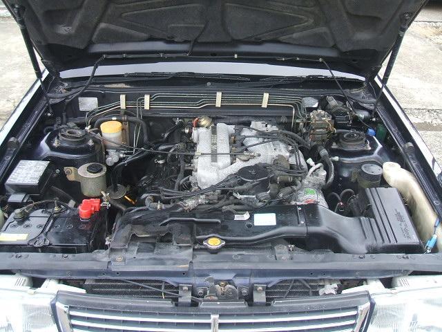ブロアム V6 3000CC タイミングベルト交換済み(18枚目)