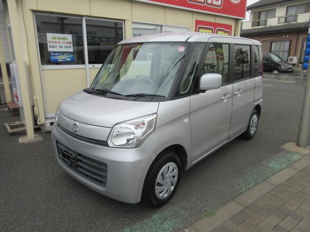 「スズキ」「スペーシア」「コンパクトカー」「神奈川県」の中古車7