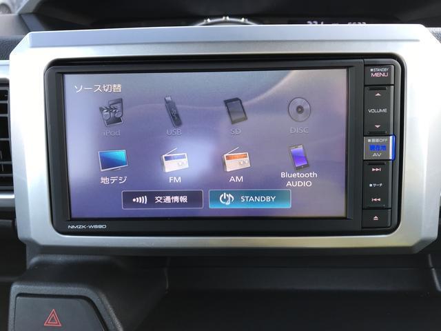 GターボSA3 リースアップ車 メモリーナビ ETC装備(2枚目)