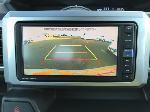 GターボSA3 リースアップ車 メモリーナビ ETC装備(3枚目)