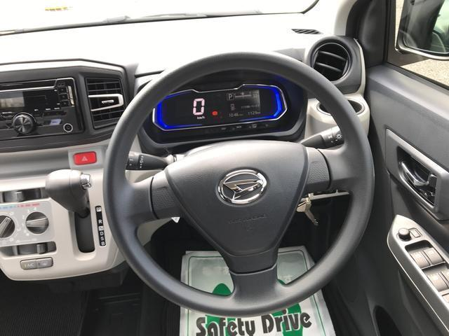 X リミテッドSA3 リースアップ車 CD キーレス装備(4枚目)