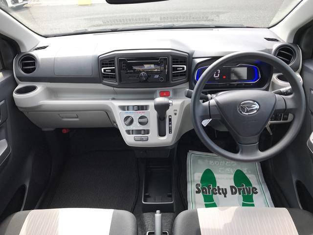 X リミテッドSA3 リースアップ車 CD キーレス装備(8枚目)