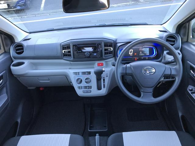 X リミテッドSA3 リースアップ車 CD キーレス装備(9枚目)