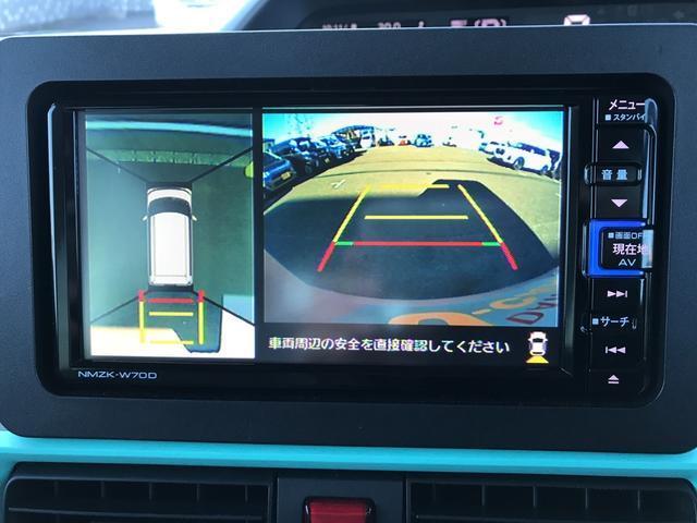 X 元社用車 メモリーナビ 全周囲カメラ キーフリー装備(4枚目)