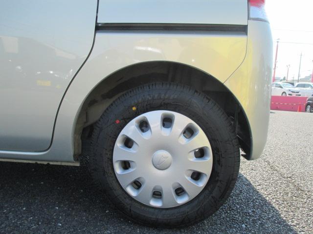 ダイハツ タント X ワンオーナー車 タイヤ4本新品 ETC