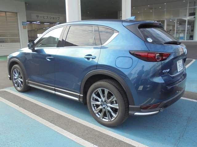 「マツダ」「CX-5」「SUV・クロカン」「千葉県」の中古車5
