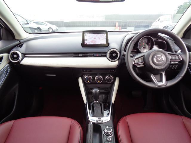 1.5 15S 100周年特別記念車 当社デモカー使用車 マツダコネクトナビ 360度ビューモニター Bluetooth接続可 アンドロイドオート・アップルカープレイ使用可(11枚目)