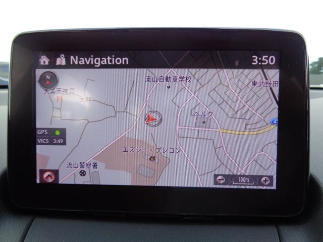 1.5 15S 100周年特別記念車 当社デモカー使用車 マツダコネクトナビ 360度ビューモニター Bluetooth接続可 アンドロイドオート・アップルカープレイ使用可(12枚目)