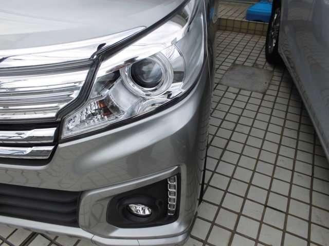 「マツダ」「フレアワゴンカスタムスタイル」「コンパクトカー」「千葉県」の中古車9