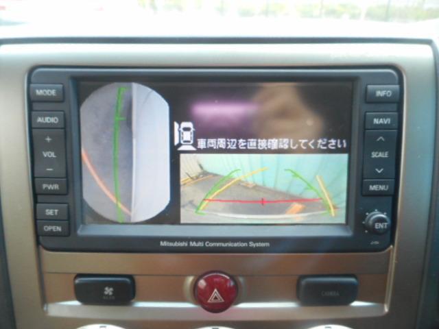 三菱 デリカD:5 Gプレミアムロックフォード両側パワー地デジFSBカメラ禁煙