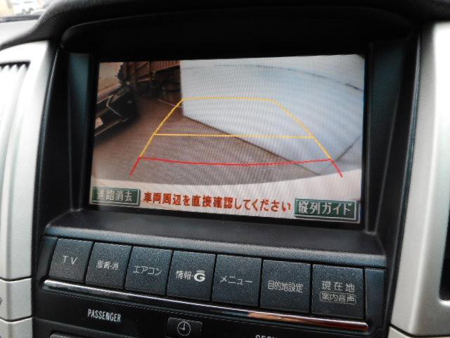トヨタ ハリアーハイブリッド ベースグレード 純正マルチ Bカメラ クルコン 電動チルト