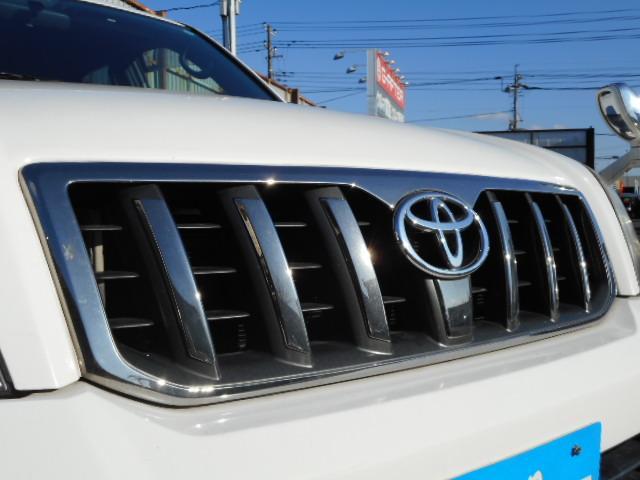 トヨタ ランドクルーザープラド TX-LTD60thスペシャルED OPナビ Bカメラ