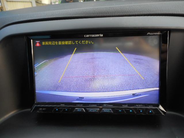 XD 社外HDDナビ Bカメラ ブレーキサポート(5枚目)